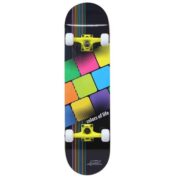 Skateboard NILS CR3108SB Color Of Life